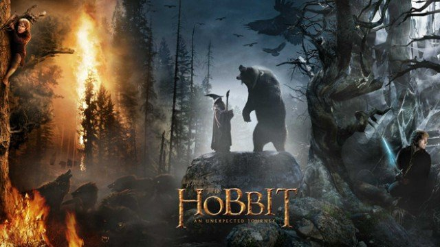 60 Second International TV Spot For The Hobbit: An Unexpected Journey