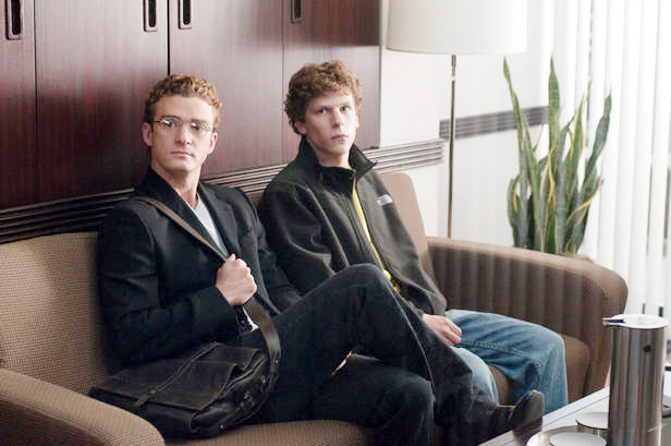 Two New Clips From The Social Network