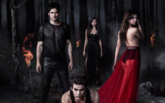 The CW Renews Five Dramas, Including The Vampire Diaries And Reign