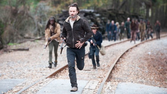 Comic-Con: First Trailer For Season 5 Of The Walking Dead