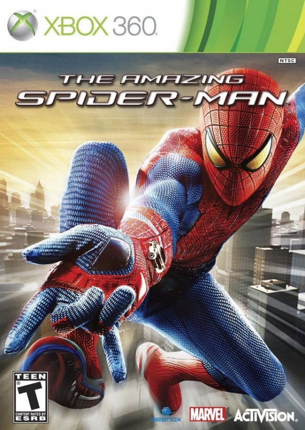 The Amazing Spider-Man: The Video Game Review