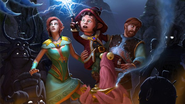 The Book Of Unwritten Tales 2 Launches February 20