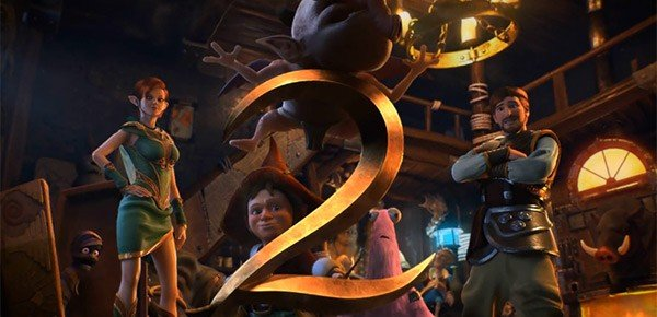 Musical Launch Trailer Released For The Book Of Unwritten Tales 2