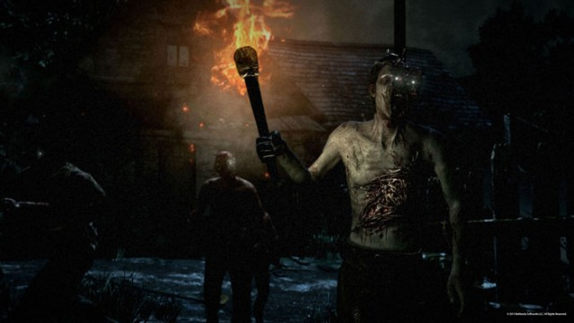 The Evil Within Hands-On Preview [E3 2014]