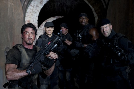 Sylvester Stallone Will Not Direct The Expendables 2