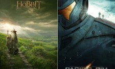 The Hobbit And Pacific Rim Get Comic-Con Posters