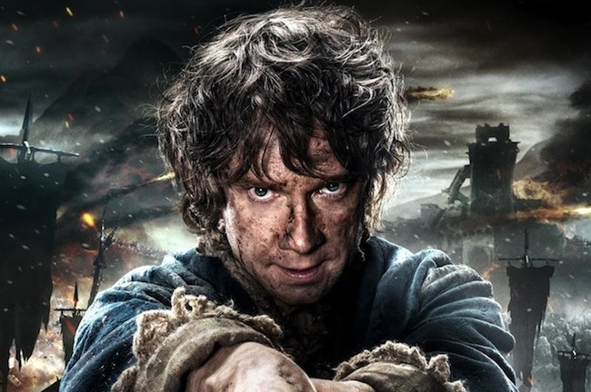 New Posters For The Hobbit: The Battle Of The Five Armies Tease Bilbo's Ultimate Journey