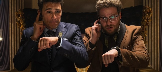 The Interview Incites A North Korean Hack Attempt On Sony