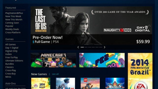 [Updated] The Last Of Us: Remastered Pre-Order Ad Appears On PlayStation Store