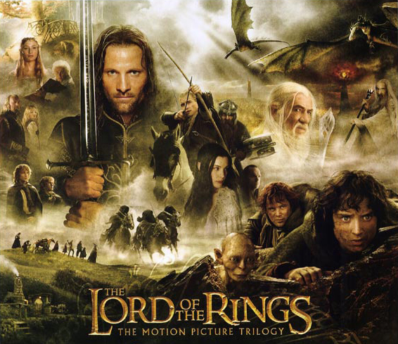 WGTC Radio #23 - Discussing the Lord of the Rings Film Trilogy
