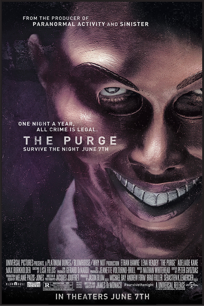 The Purge Review