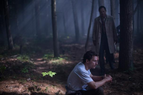 Take A First Look At Matthew McConaughey In The Sea Of Trees