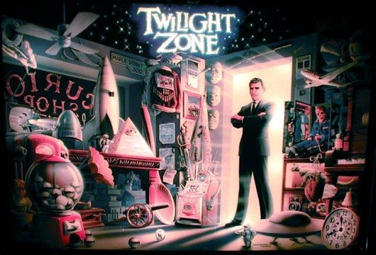 thetwilightzone 530x360 We Got This Covereds Blu Ray Picks For Dec. 30   Jan. 5
