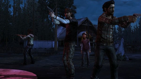 The Walking Dead Season Two: Episode 2 – A House Divided Review