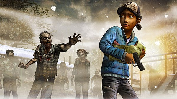 The Walking Dead: Season Two Finale Gets A Date And Trailer