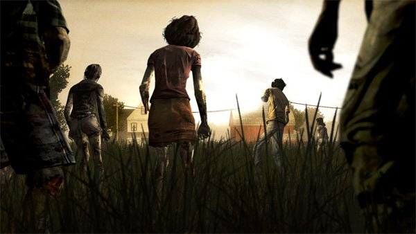 Telltale's The Walking Dead Now Available At Retail
