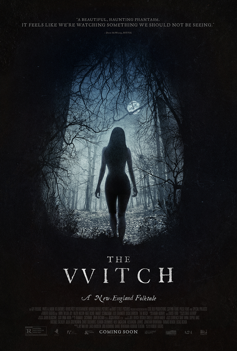 Evil Runs Amok In Eerie New Trailer For The Witch