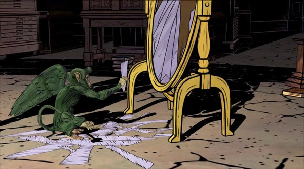 The Wolf Among Us: Episode 3 - A Crooked Mile Review