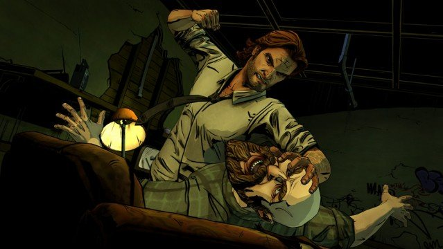 The Wolf Among Us Gets A Launch Trailer