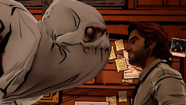 The Wolf Among Us: Episode 1 - Faith Review
