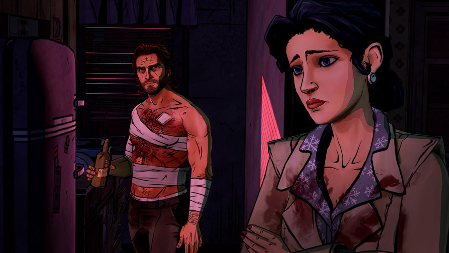 First Screenshots For The Wolf Among Us: Episode 4 Released