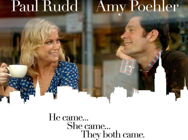 Exclusive New Images From They Came Together, Starring Amy Poehler And Paul Rudd