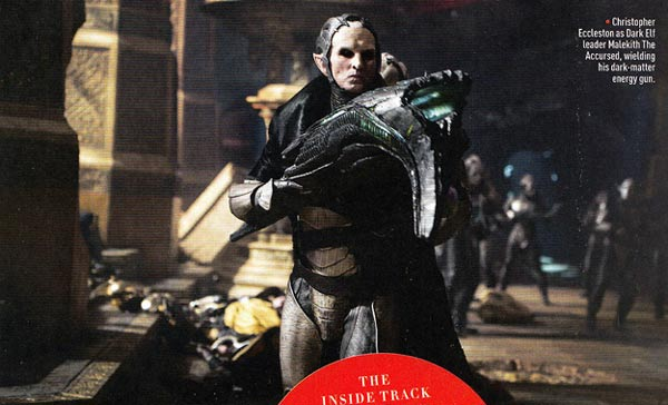 Thor: The Dark World Reveals New Images Of Christopher Eccleston As Malekith The Accursed