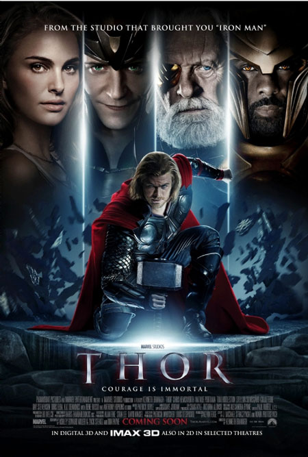 CONTEST: Win Thor Signed Movie Poster