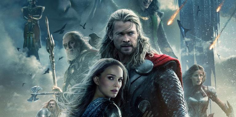 There's A New Poster For Thor: The Dark World, And It's Pretty Awesome