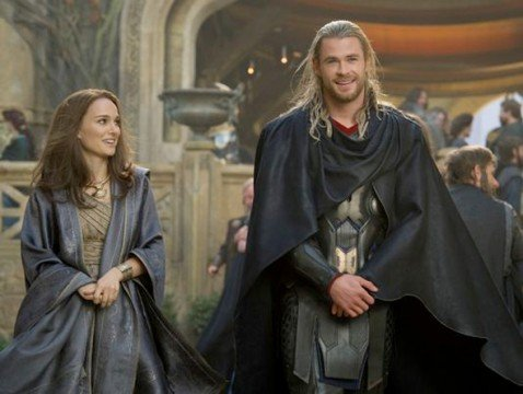 New Thor: The Dark World Images