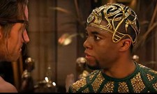 Gods Of Egypt Clip Features Black Panther's Chadwick Boseman