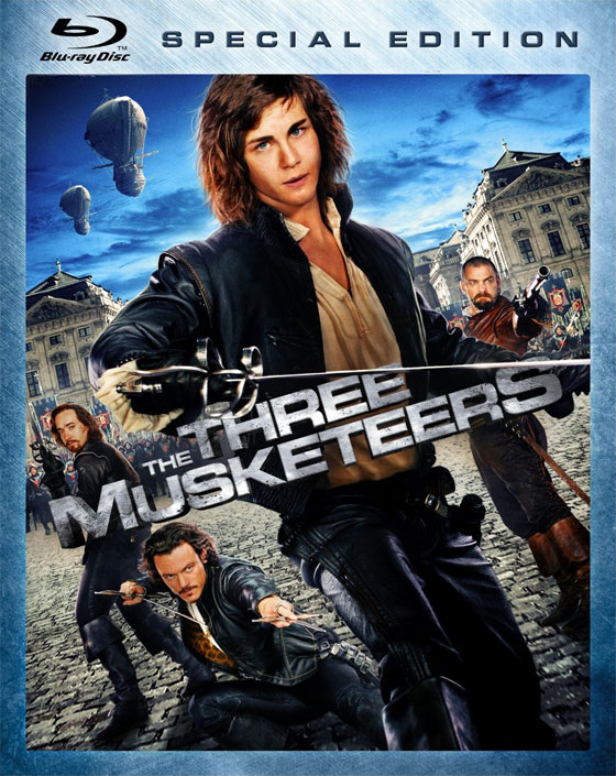 three musketeers Paul W.S. Andersons Three Musketeers Heads To Blu Ray In March
