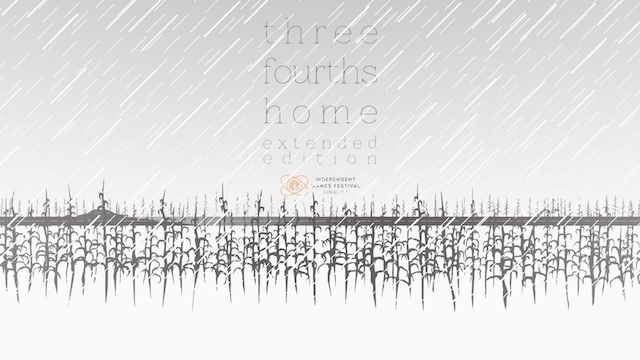 Three Fourths Home: Extended Edition Review