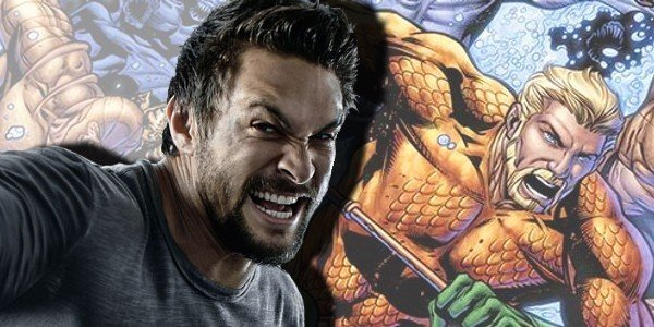 Jason Momoa Confirmed As Aquaman, Supporting Characters Revealed