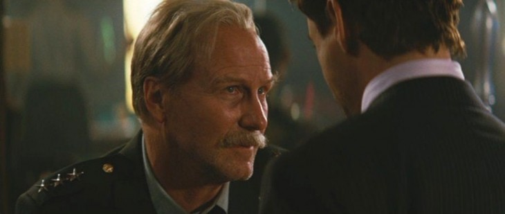 William Hurt Incredible Hulk