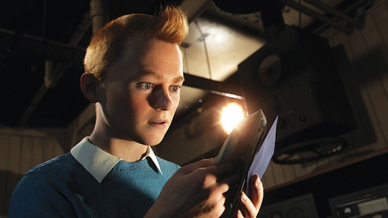 The Sequel To The Adventures Of Tintin Has A Script, Now Waiting On Peter Jackson