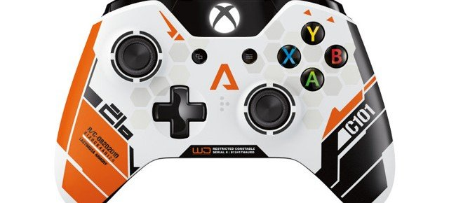 Hideous Titanfall Limited Edition Xbox One Controllers Available This March