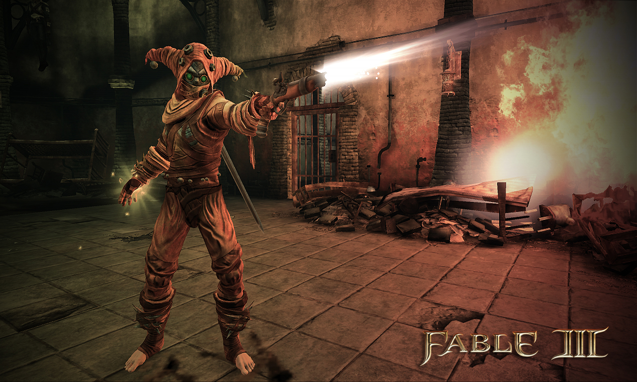 Fable 3 Traitor's Keep DLC Dated, New Screenshots
