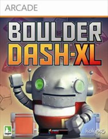 Boulder Dash XL Review