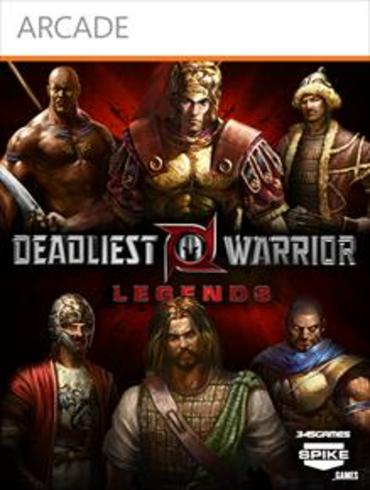 Deadliest Warrior: Legends Review