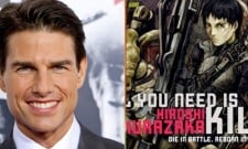 Release Date And Plot Details Revealed For Tom Cruise's All You Need Is Kill