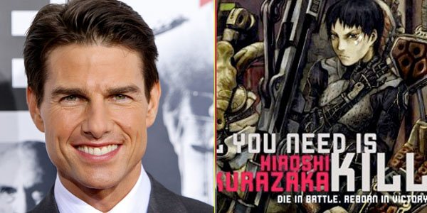 All You Need Is Kill With Tom Cruise Officially Greenlit