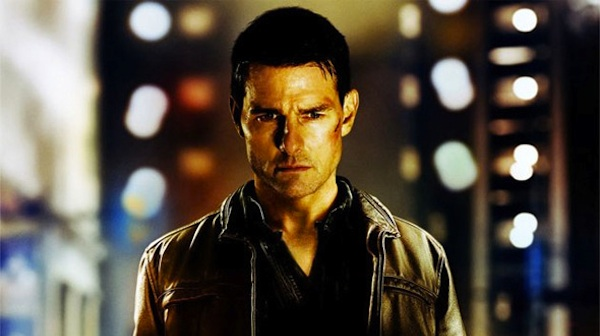 New Jack Reacher Poster Pushes The Lame-Limit