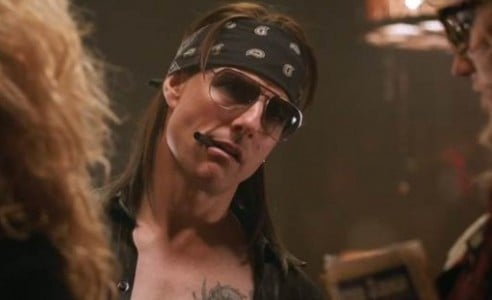 Tom Cruise Sings In New Rock Of Ages Trailer