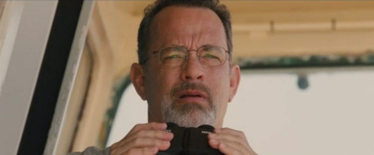 Tom Hanks Tackles Pirates In First Trailer For Captain Phillips
