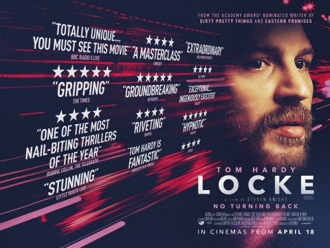 Tom Hardy Takes A Drive In First Trailer For Locke