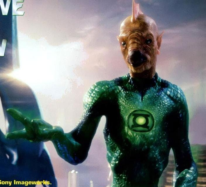 First Look At Tomar-Re From Green Lantern