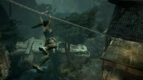 Multiplayer Modes Shoehorned Into Tomb Raider