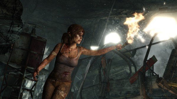 Tomb Raider Tops UK Sales Chart For Second Week, Despite Three New Releases