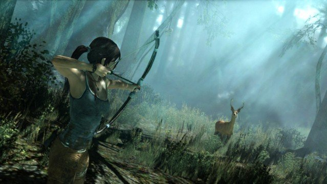 Crystal Dynamics Could Be Announcing Their Next Project Soon
